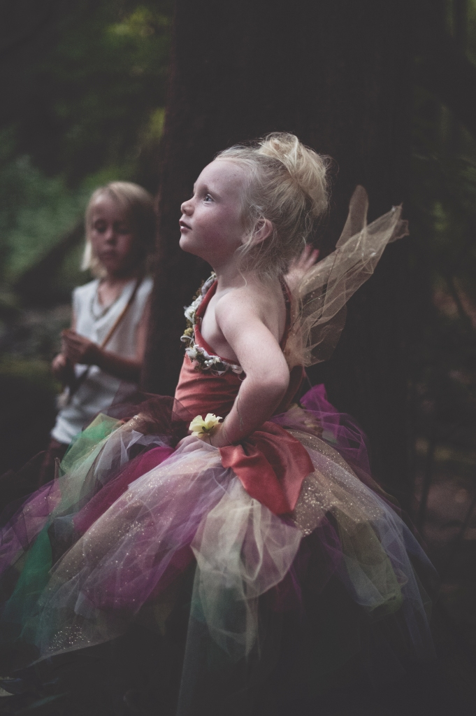 Woodland Tinkerbell