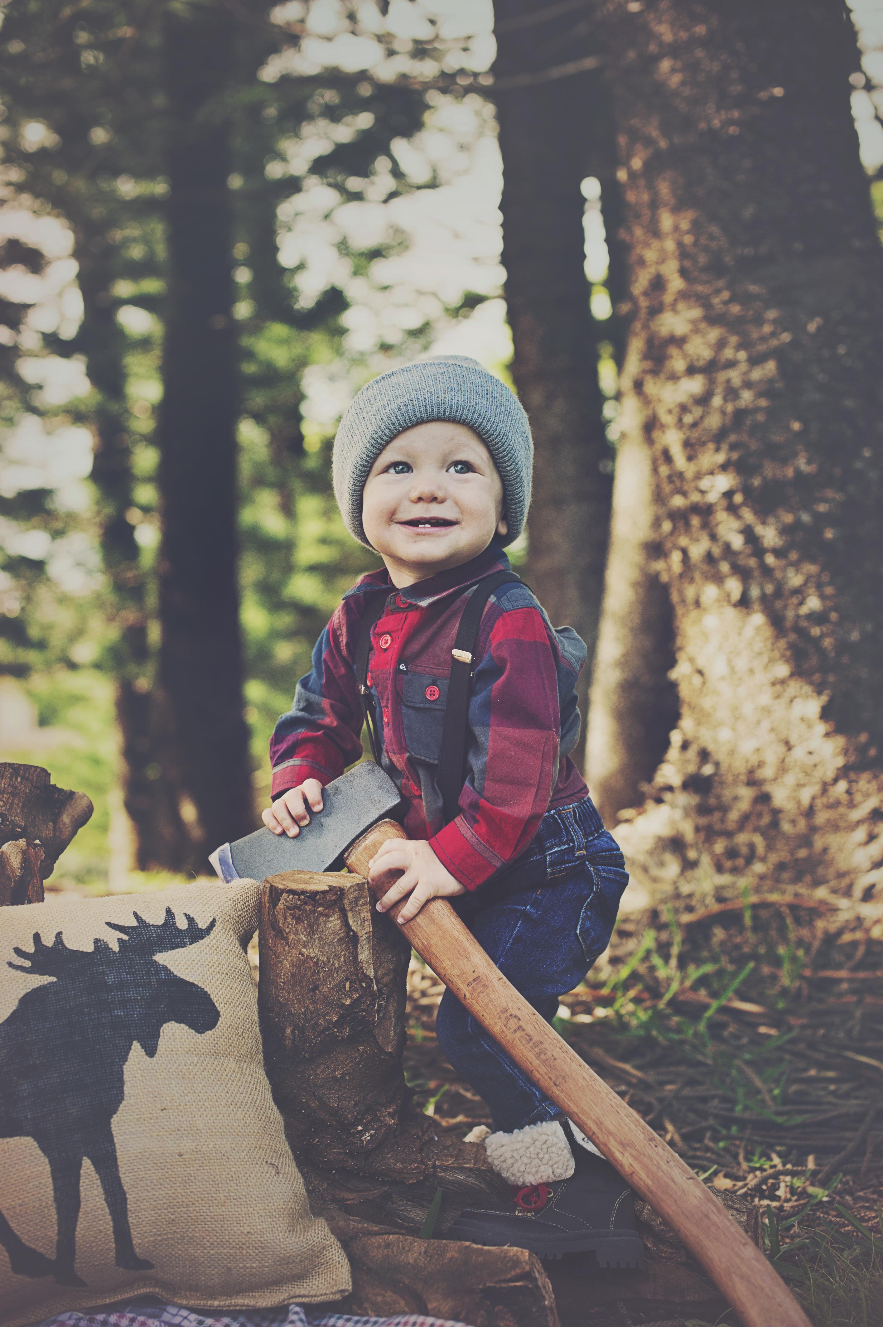 Little Lumberjack Kaneohe Bay Oahu Hailey Faria Blog