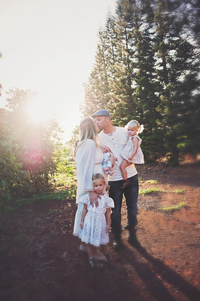 vintage family shoot