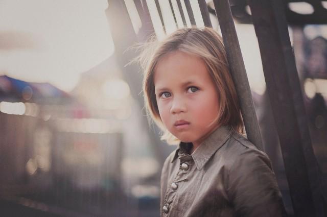 child model headshot