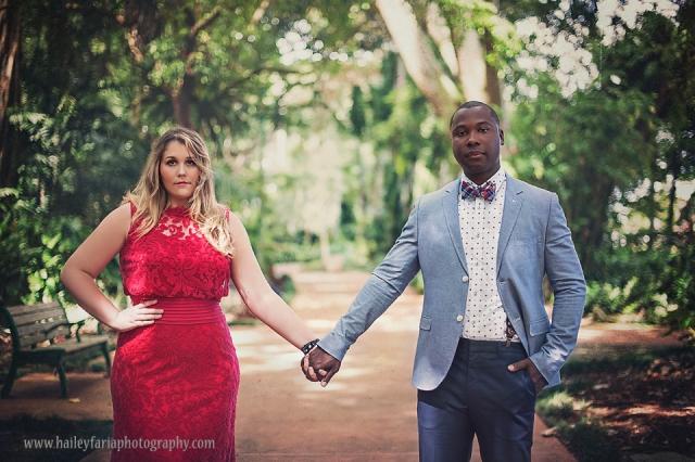 mixed couple photography
