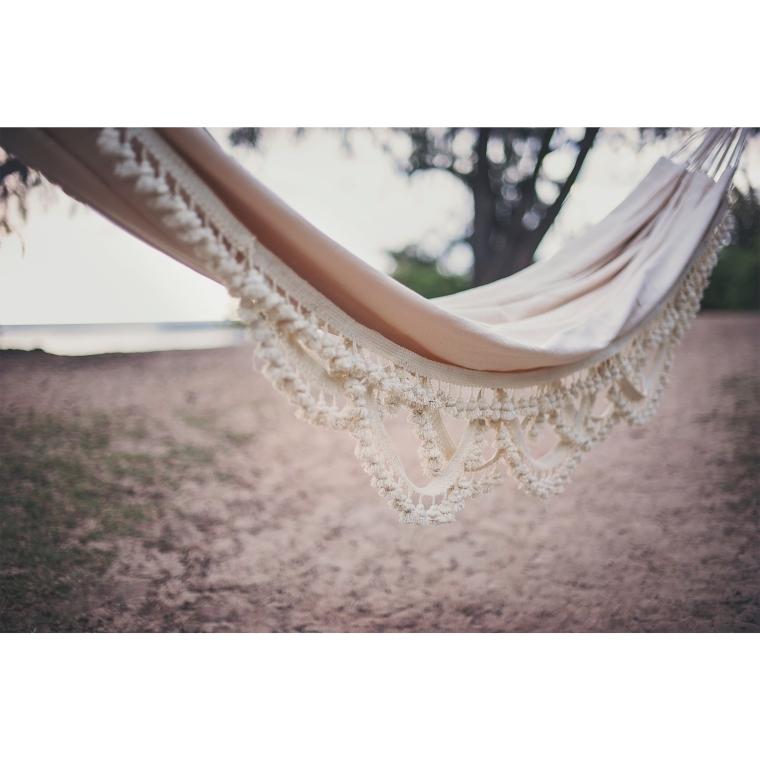 fringed hammock